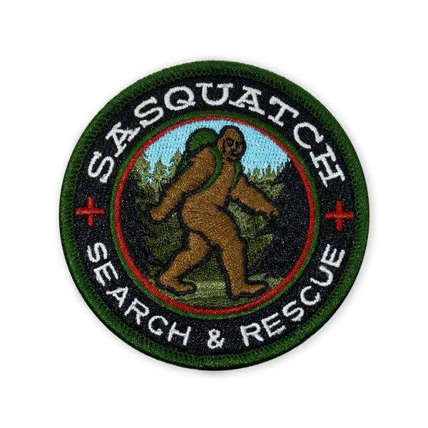 Prometheus Design Werx Prometheus Design Werx PDW Sasquatch Search & Rescue 2018 LTD ED Morale Patch