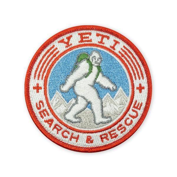 Prometheus Design Werx Prometheus Design Werx PDW Yeti Search & Rescue 2018 LTD ED Morale Patch