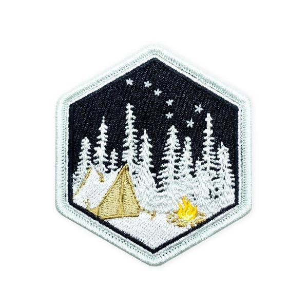 Prometheus Design Werx Prometheus Design Werx PDW Campsite Winter LTD ED Morale Patch