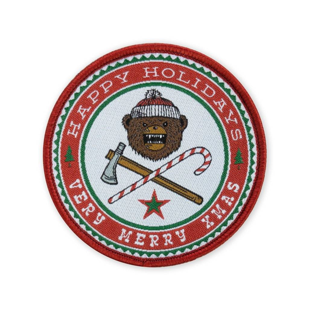 Prometheus Design Werx Prometheus Design Werx DRB Holiday 2018 LTD ED Morale Patch
