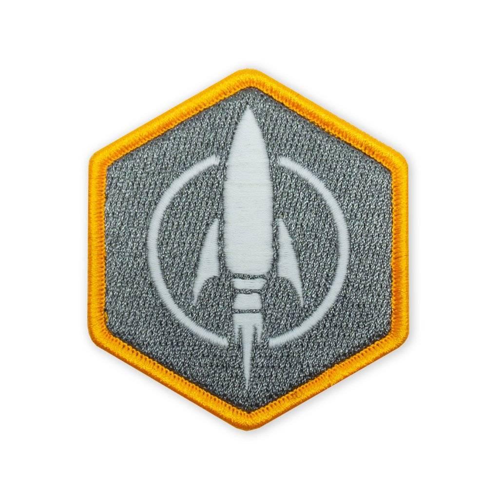 Prometheus Design Werx Prometheus Design Werx PDW Rocket Badge v4 LTD ED Morale Patch