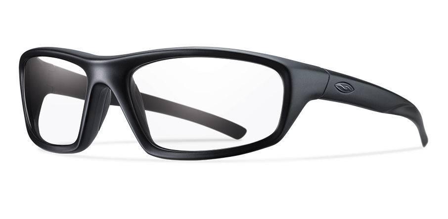 Smith Optics Smith Elite Director Tactical, Black Frame, Clear Lens
