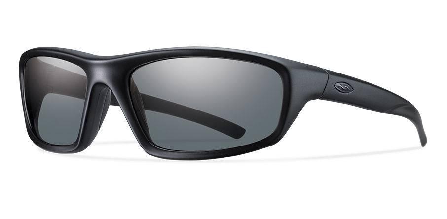 Smith Optics Smith Elite Director Tactical, Black Frame, Grey Lens
