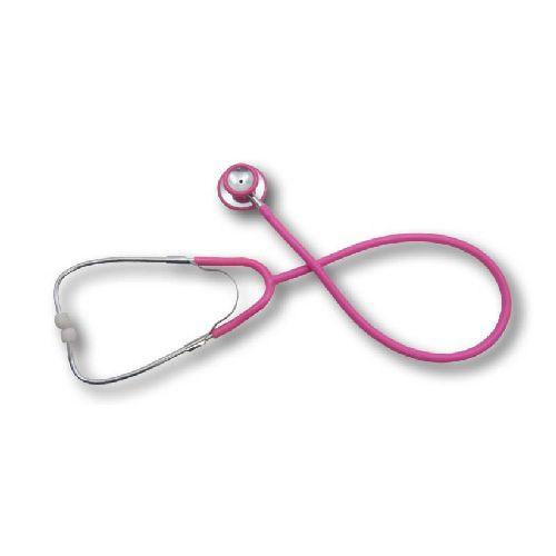 Emergency Medical International Emergency Medical International EMI Dual Head Stethoscope Pink