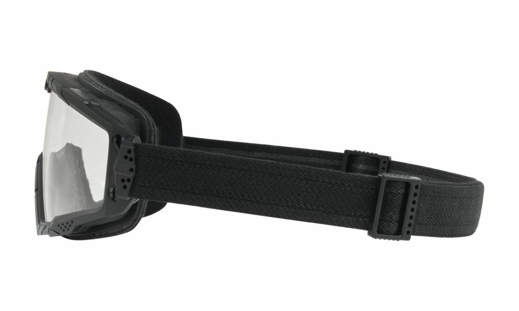 Oakley Oakley SI Ballistic Goggle 2.0, Black, Clear
