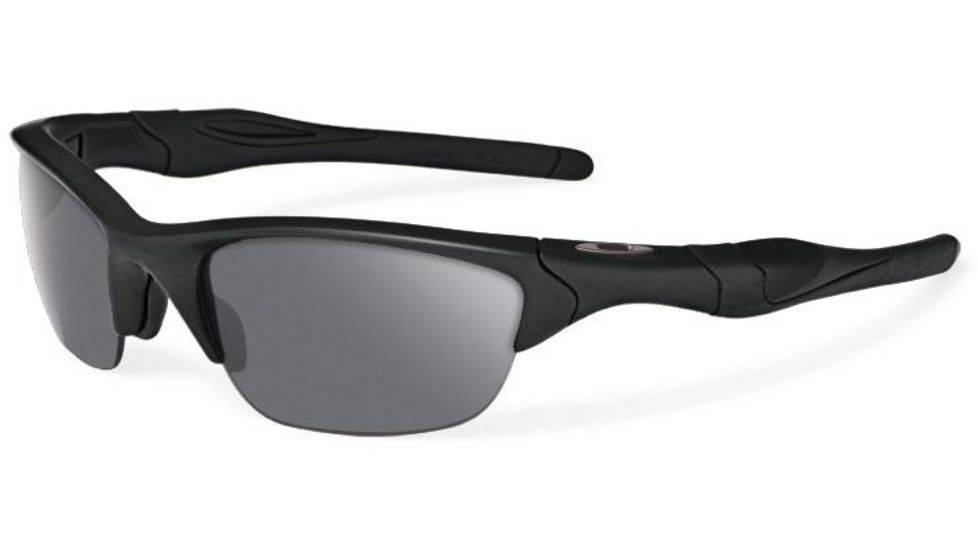 Oakley Oakley SI Half Jacket 2.0 Matte Black Grey Lens