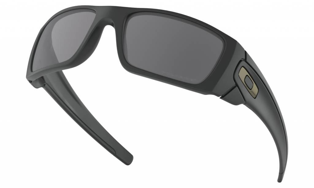 Oakley Oakley SI Fuel Cell, Matte Black, Grey Polarized