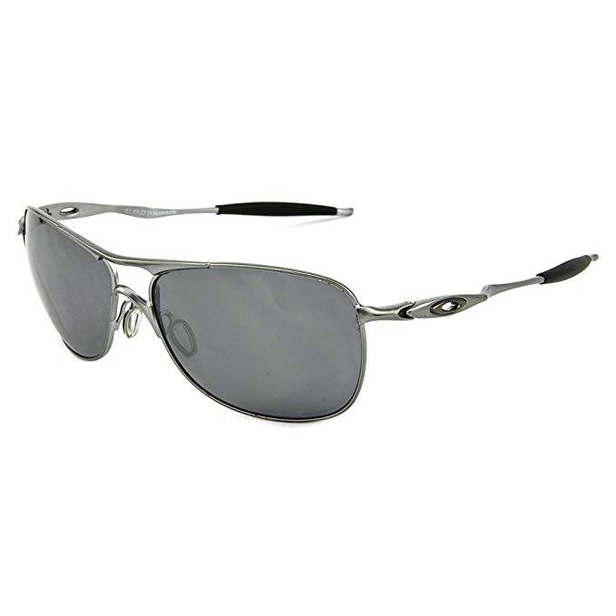 Oakley Oakley Crosshair, Lead, Black Iridium Polarized