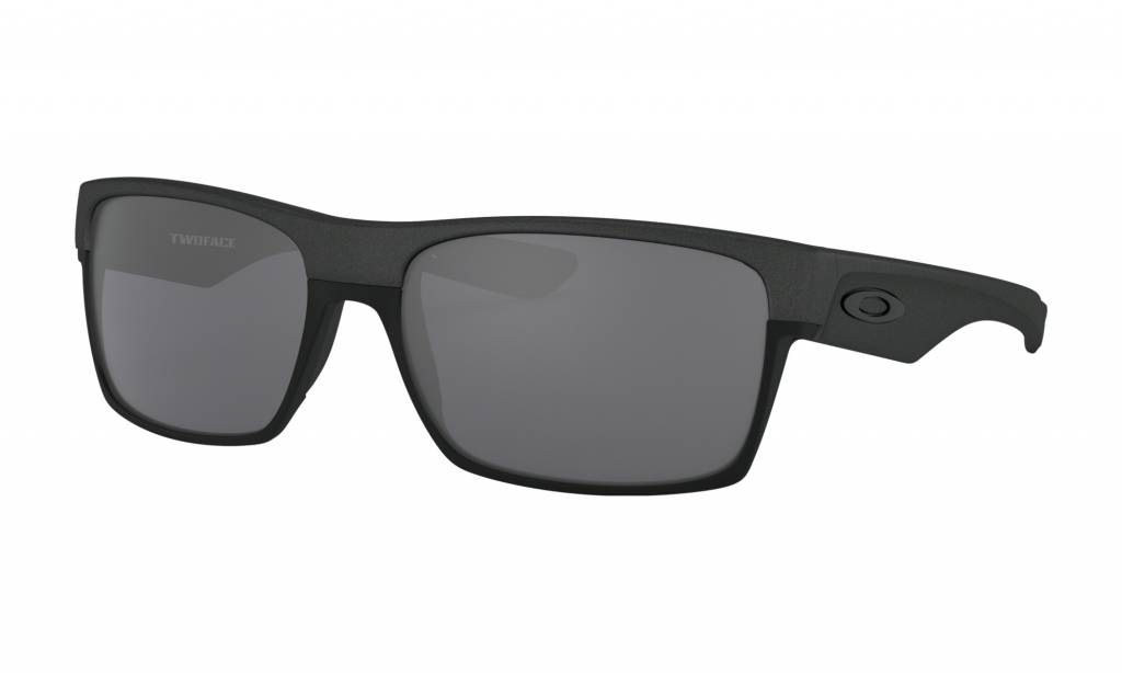 Oakley Oakley Two Face, Steel, Black Iridium, Asia Fit