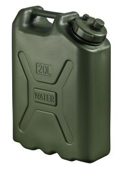 Scepter Scepter Military Water Can 20L Am Green Generic