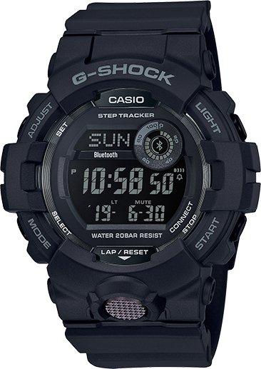 G-Shock G-Shock GBD800-1B Nov Dig Steptracker