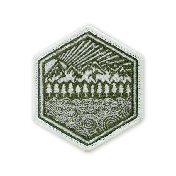 Prometheus Design Werx Prometheus Design Werx PDW All Terrain GID Green Morale Patch