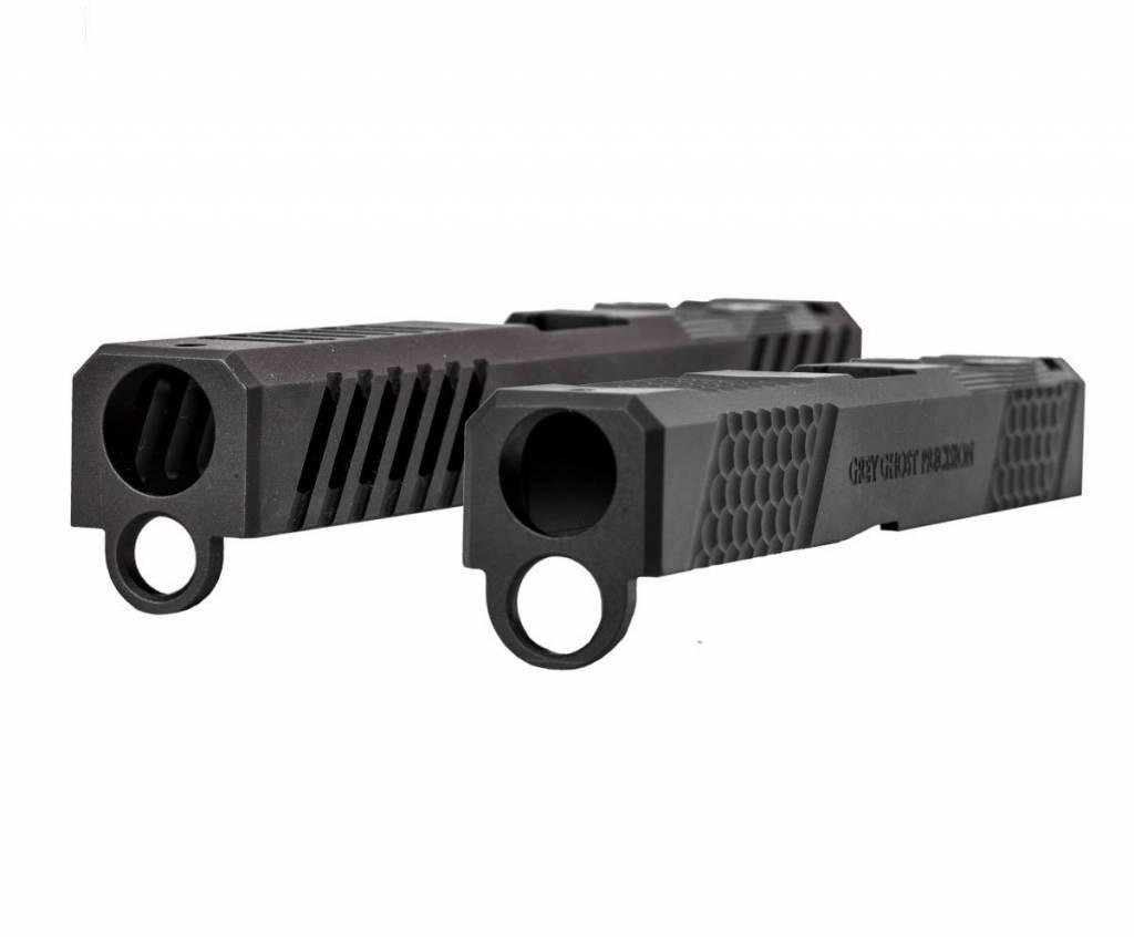 Grey Ghost Precision GGP Glock 17 Gen 4 Slide with RMR Cut