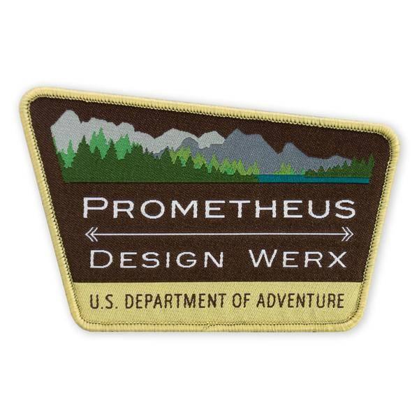 Prometheus Design Werx Prometheus Design Werx PDW Park Sign LTD ED Morale Patch