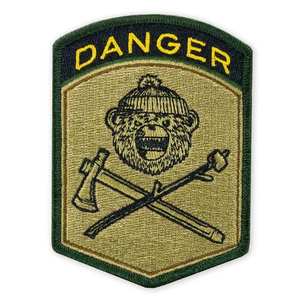 Prometheus Design Werx Prometheus Design Werx DRB Danger Flash Morale Patch
