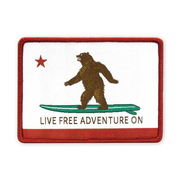 Prometheus Design Werx Prometheus Design Werx PDW Live Free Adventure On Morale Patch