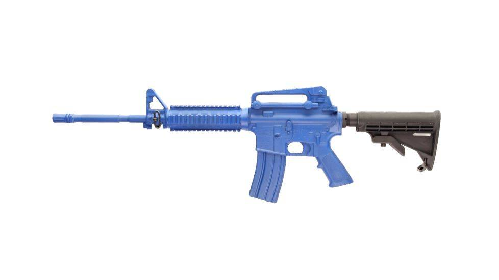 Blue Guns Blue Guns M4 Flat Top, Fwd Rail w/Adjustable Stock