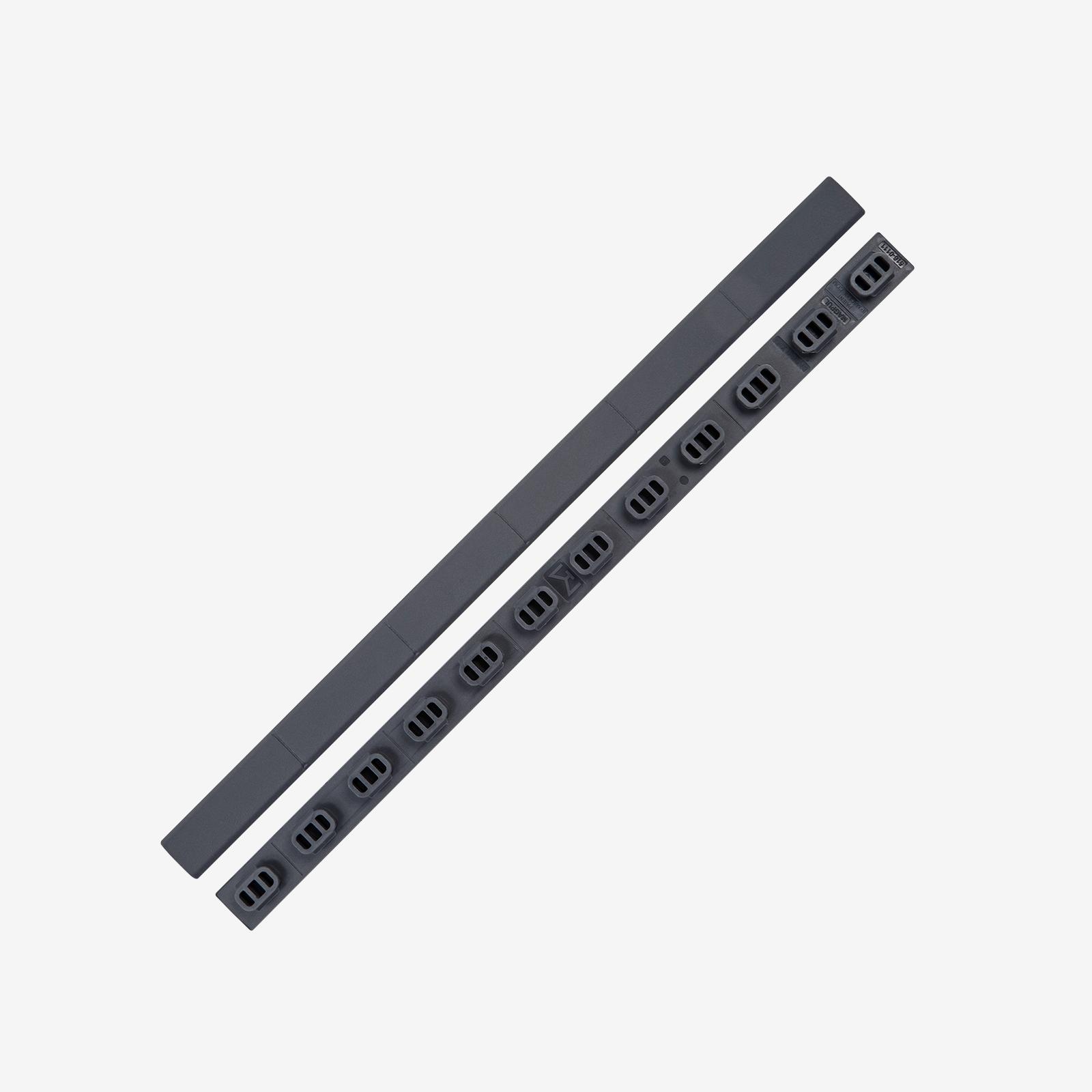 Magpul Magpul M-LOK Rail Cover, Type 1 M-Lok System - Stealth Gray