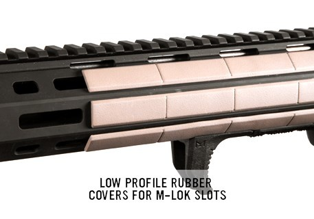 Magpul Magpul M-LOK Rail Cover, Type 1 M-Lok System - Flat Dark Earth