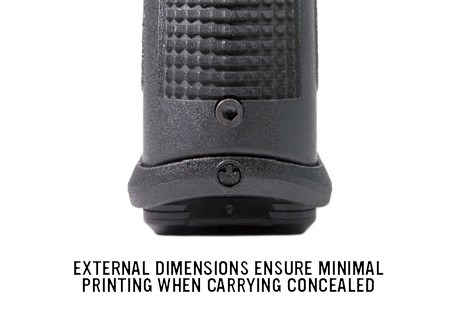 Magpul Magpul GL Enhanced Magazine Well - GLOCK 17 GEN 3 BLK