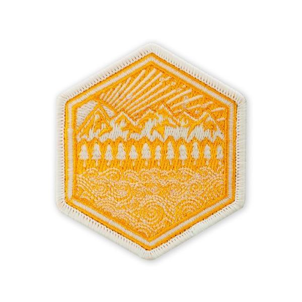 Prometheus Design Werx Prometheus Design Werx PDW All Terrain GID Orange Morale Patch