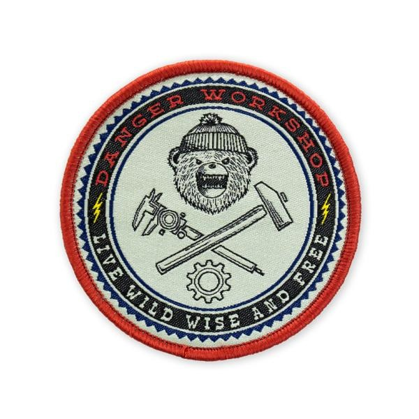 Prometheus Design Werx Prometheus Design Werx DRB Danger Workshop v1 Morale Patch