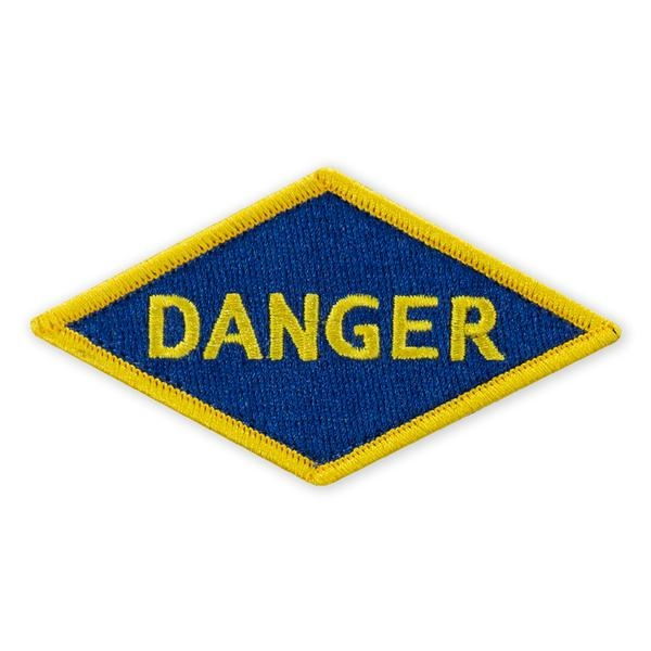 Prometheus Design Werx Prometheus Design Werx DRB Danger Tab Vintage LTD ED Morale Patch