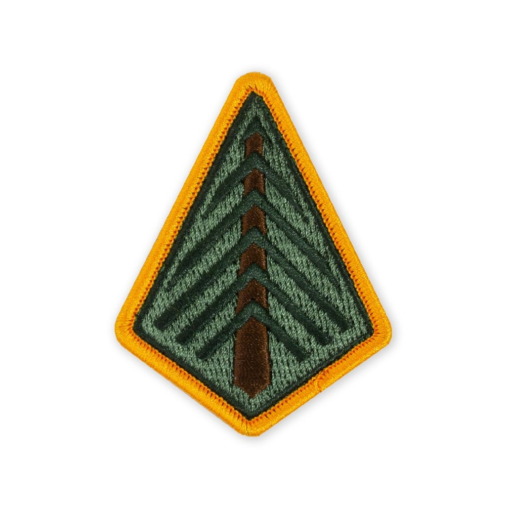 Prometheus Design Werx Prometheus Design Werx PDW Wilderness Expert Badge 2019 Morale Patch