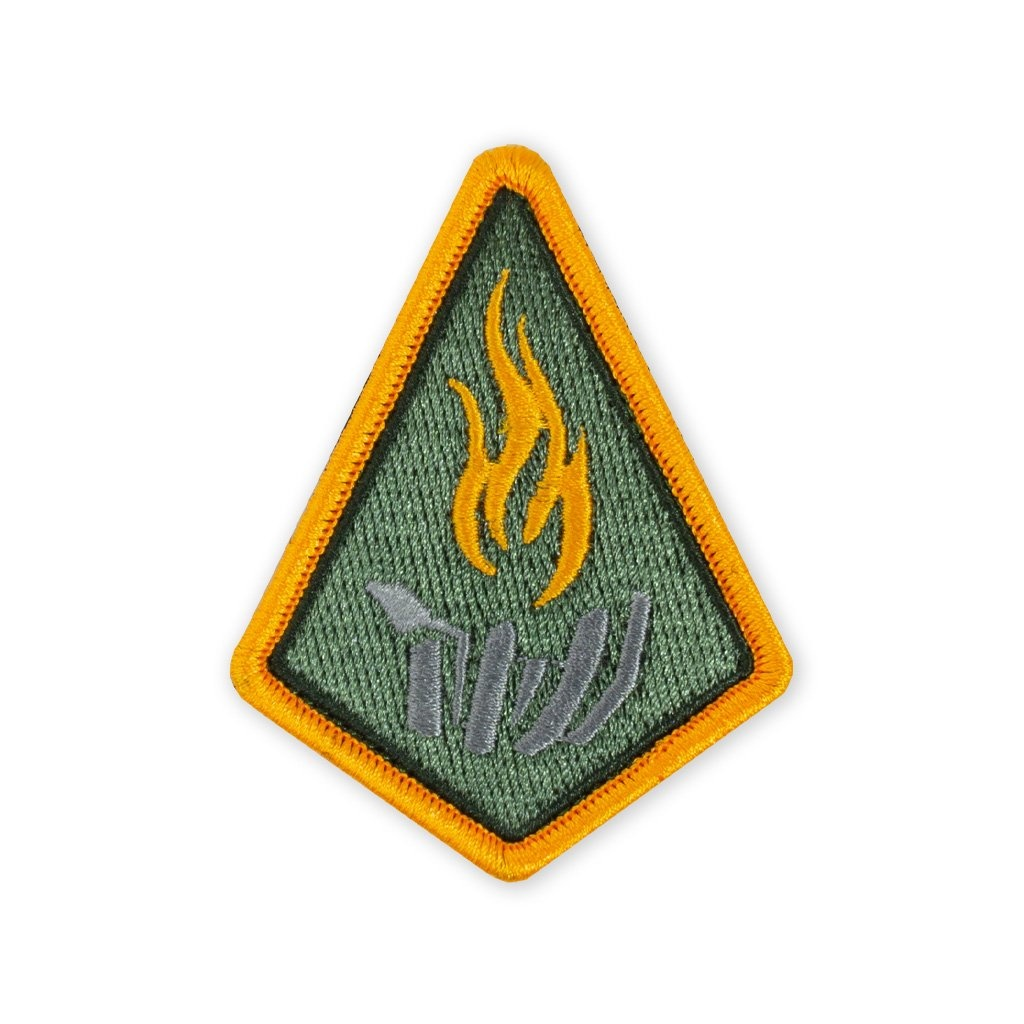 Prometheus Design Werx Prometheus Design Werx PDW Carry the Fire Badge 2019 Morale Patch