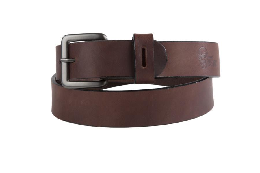 "Flagrant Beard Flagrant Beard Brownout Belt - 1 1/2"" in Rich Brown"