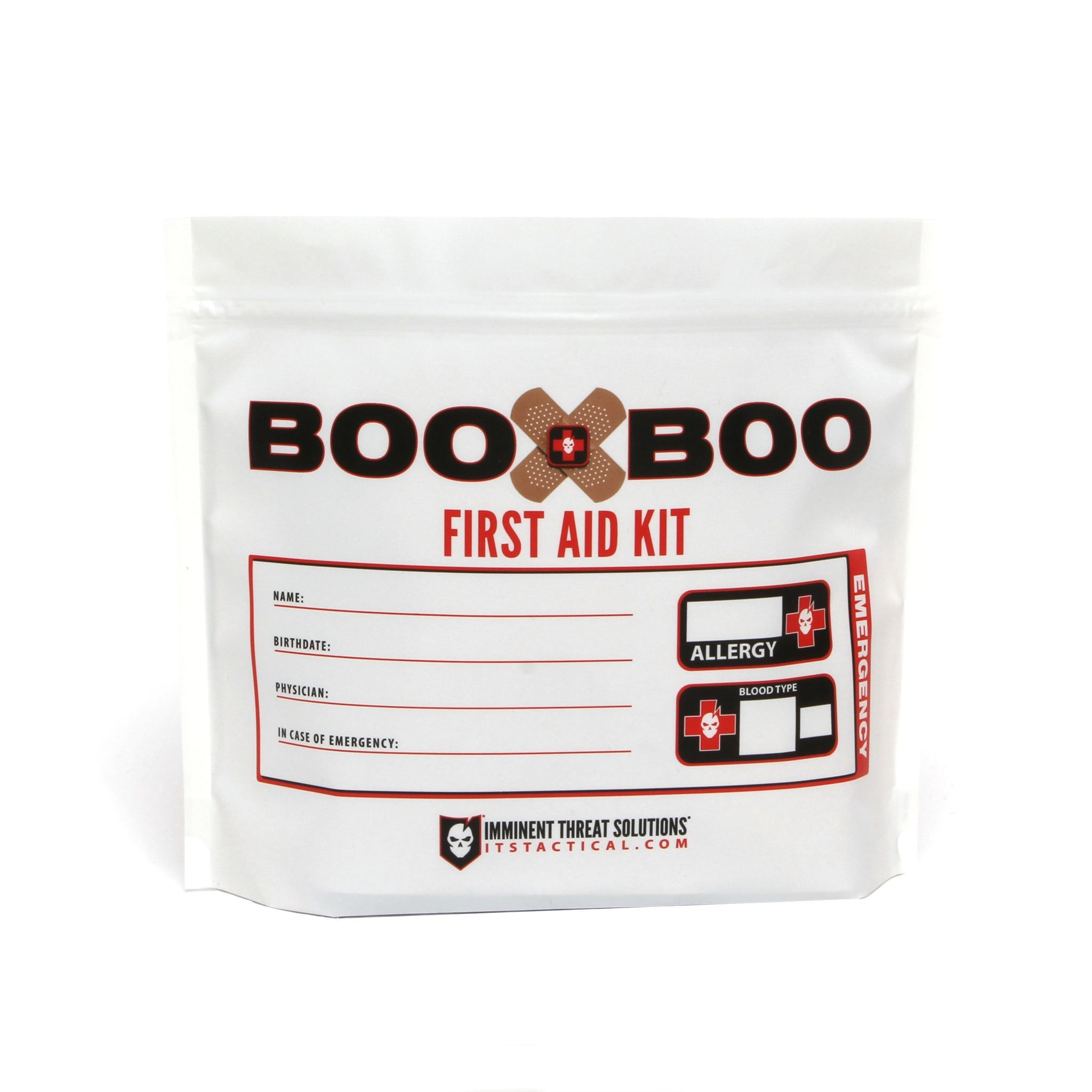 ITS Tactical ITS Tactical Boo-Boo First Aid Kit