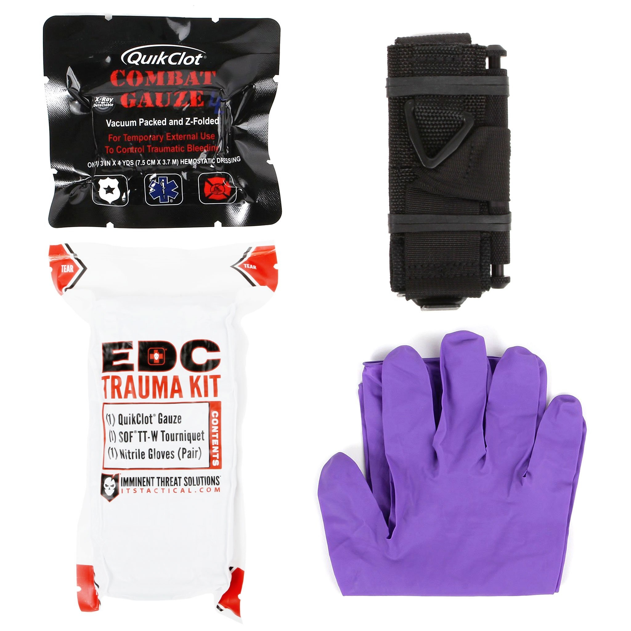 ITS Tactical ITS Tactical EDC Trauma Kit