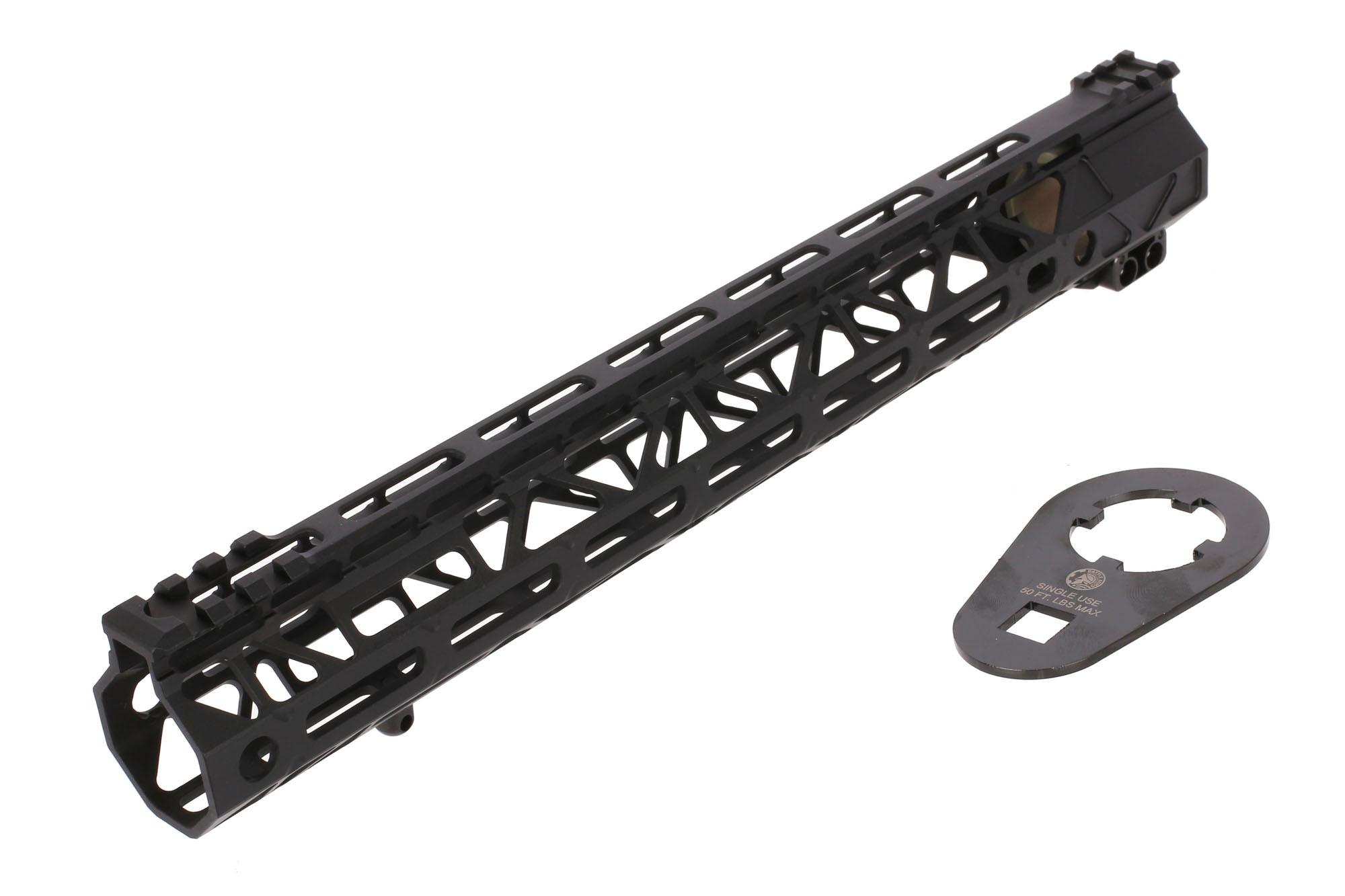 "Battle Arms Development M-LOK RigidRail Handguard 13.7"""