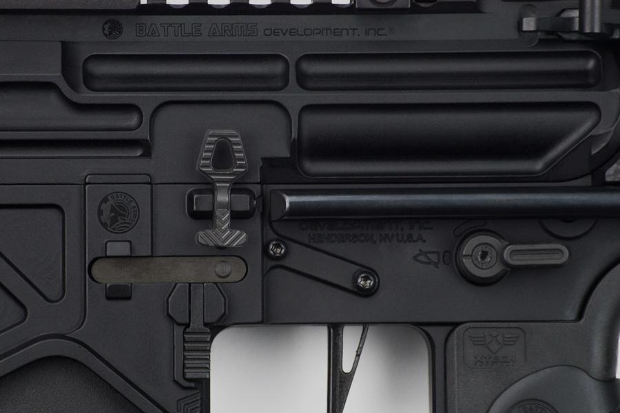 Battle Arms Development Battle Arms Development Enhanced Bolt Catch, Investment Cast