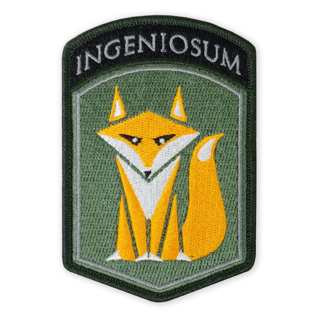 Prometheus Design Werx Prometheus Design Werx PDW Igeniosum Fox Flash LTD ED Morale Patch