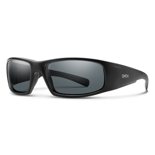 Smith Optics Smith Optics Hideout Elite, Black Frame, Grey Lens
