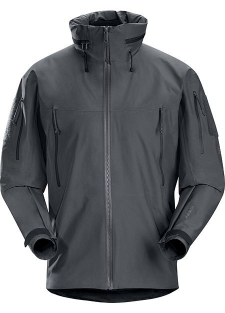 Arc'teryx LEAF Arc'teryx LEAF Alpha Jacket Men's (Gen 2) - Wolf