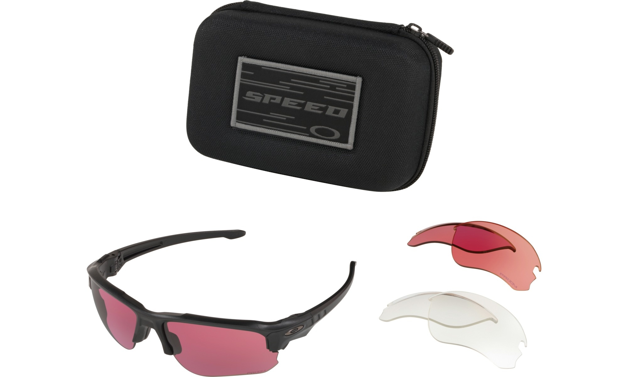 Oakley Oakley SI Speed Jacket Matte Black/ Prizm TR22