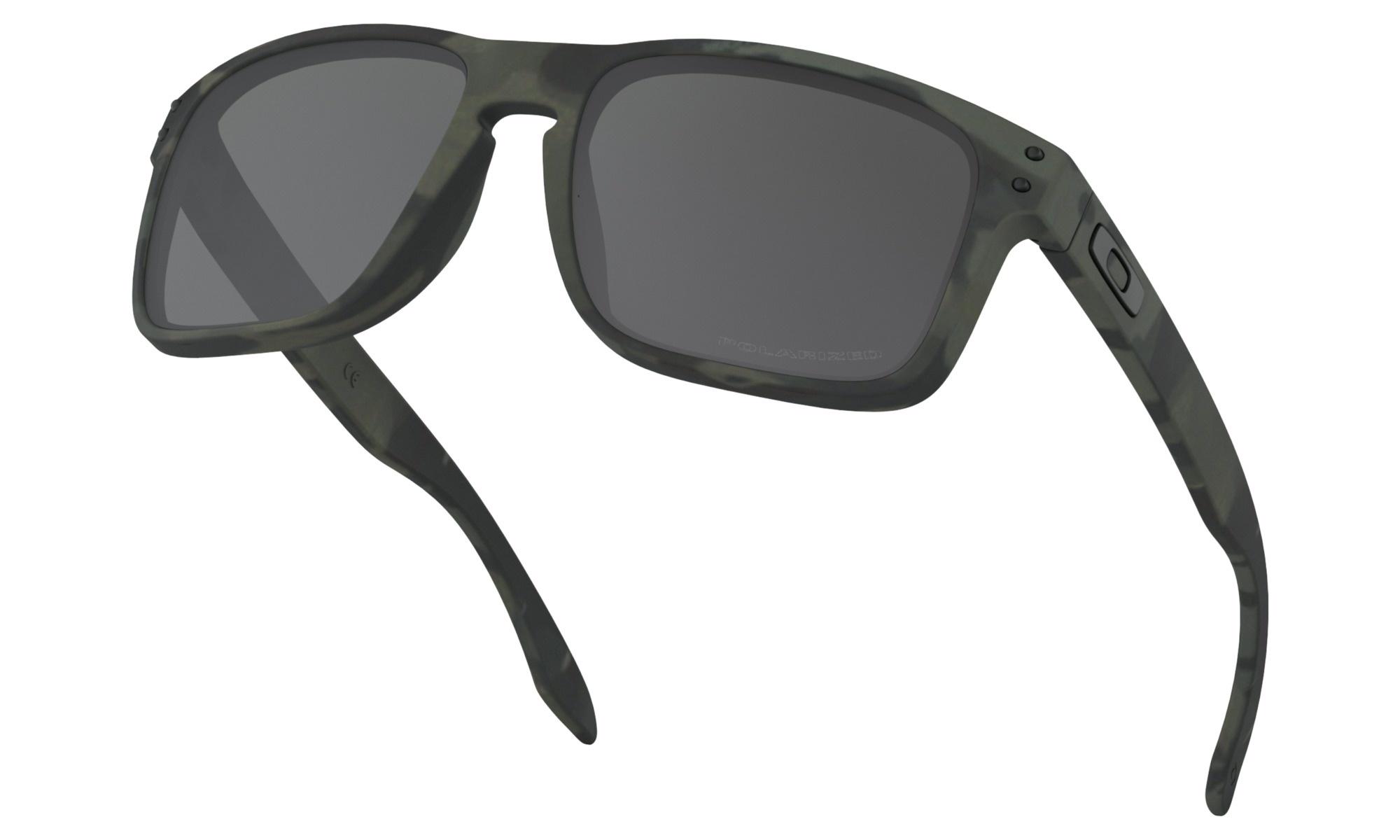 Oakley Oakley Holbrook Multicam Black/ Grey Polarized