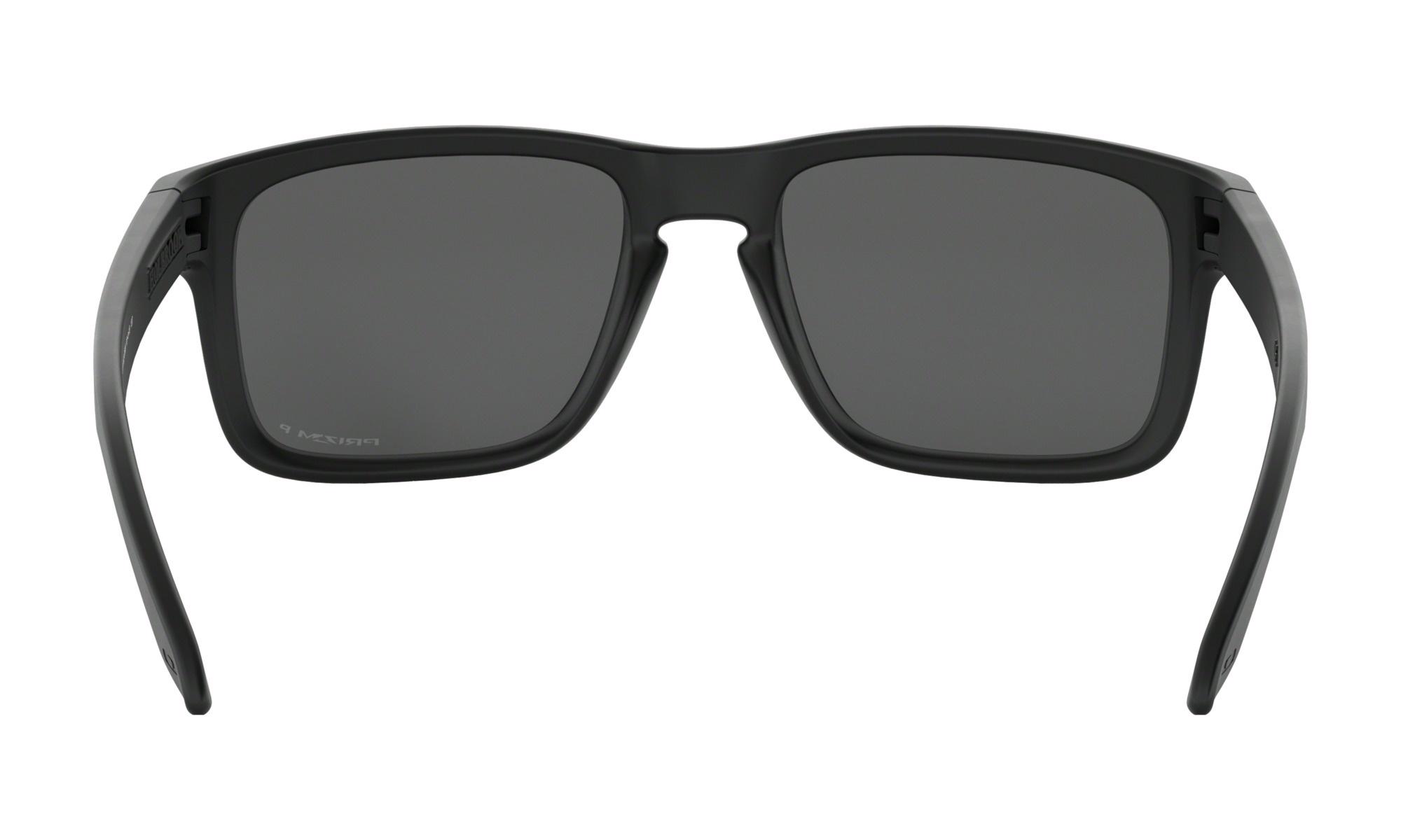 Oakley Oakley Holbrook Matte Black/ Prizm Black Polarized