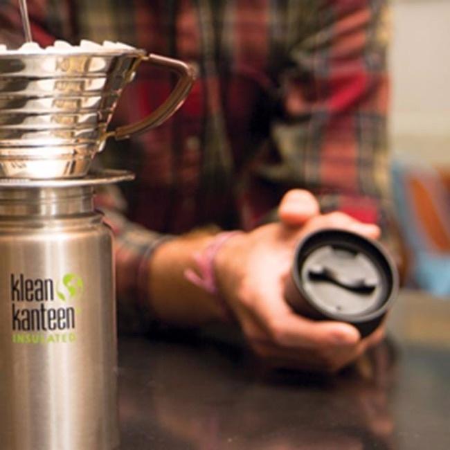 Klean Kanteen Klean Kanteen Café Cap 2.0 (for Wide Bottles) black
