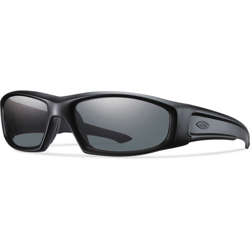 Smith Optics Smith Optics Hudson*, Black Frame, Polar Gray Lens