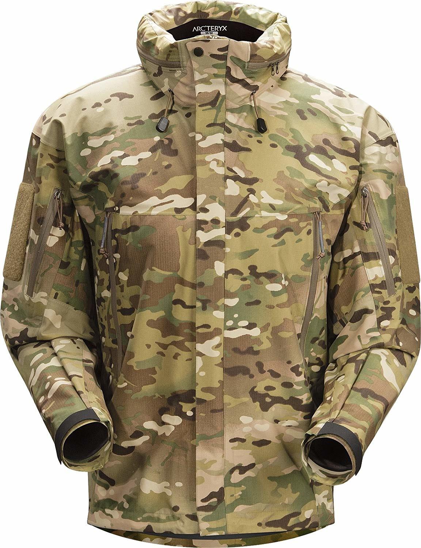 Arc'teryx LEAF Arc'teryx LEAF Alpha Jacket LEAF Men's - MultiCam*