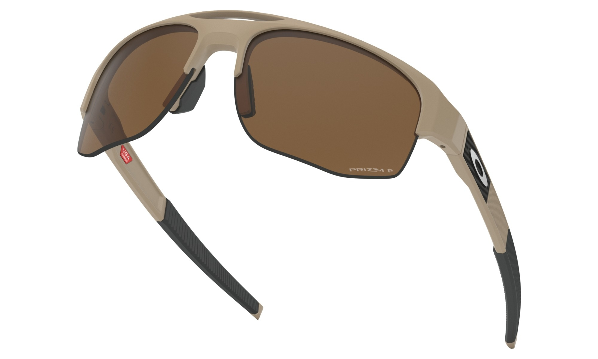 Oakley Oakley MERCENARY MATTE  TERRAIN TAN W/ PRIZM TUNGSTEN POLARIZED