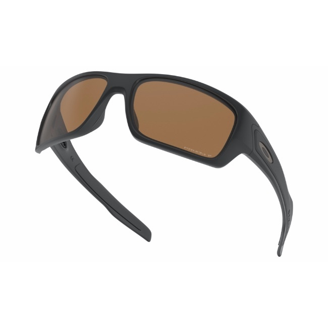 Oakley Oakley TURBINE MATTE BLACK W/ PRIZM TUNGSTEN POLARIZED