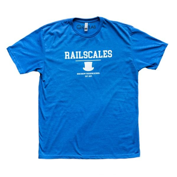 RailScales Highbrow Tee