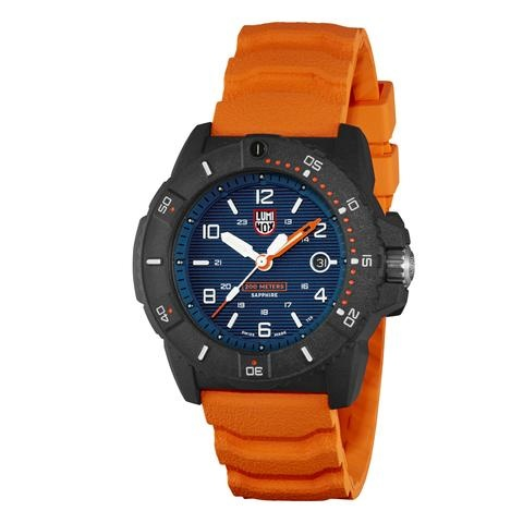 Luminox Luminox NAVY SEAL 3600 SERIES BLUE/WHITE/ORANGE