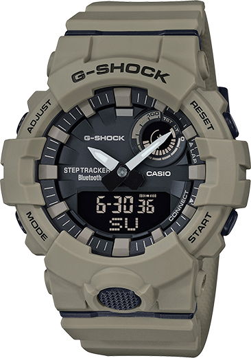 G-Shock G-Shock GBA800UC-5A Analog-Digital Power Trainer