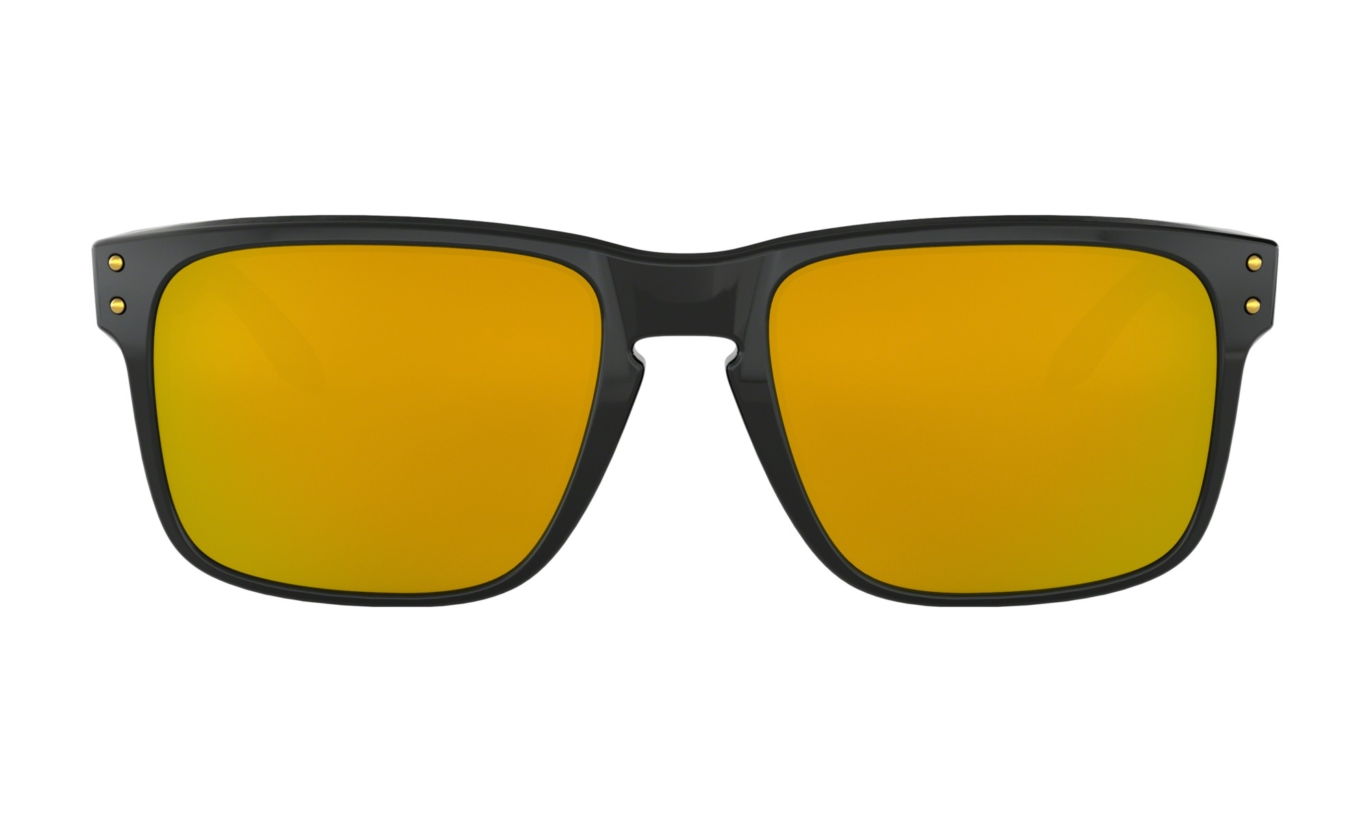 Oakley Holbrook Polished Black w/ 24K Iridium
