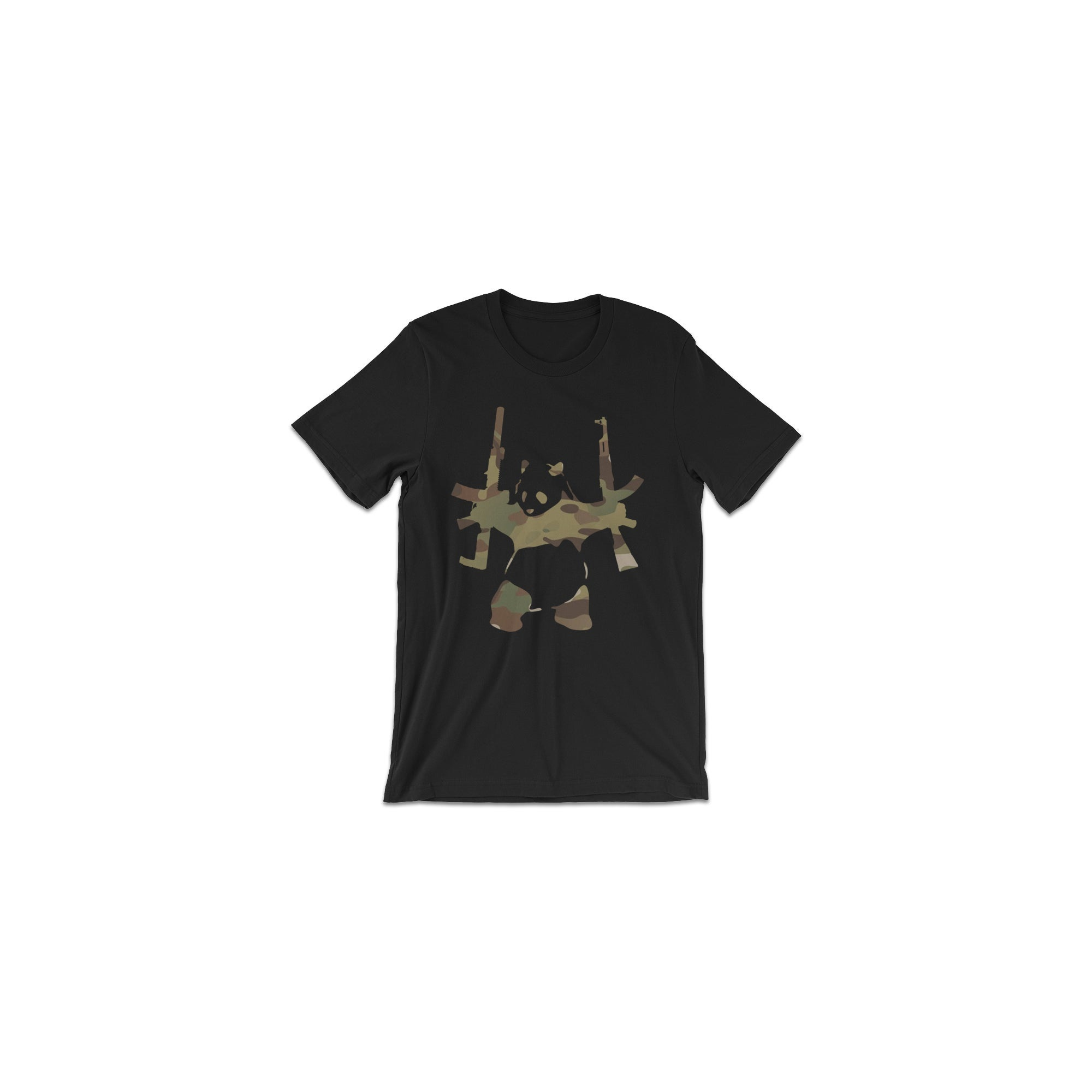 TAM TAM Multicam Freedom Bear Tee